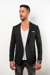 Blazer, Slim fit, Gentleman, Gentleme, sportlicher blazer;