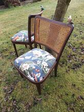 2 Urwald-Viertel-Vogel Sessel