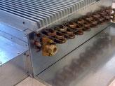 Fan-coil e booster per sistemi Ufad e Ufac