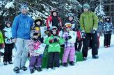 Skikurs 02-05.01.2011