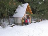 Laternenwanderung Pömling 23.11.2008