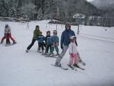 Skikurs 02-05.01.2010