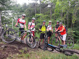 MTB-Tour Wienerwald 12.06.2016