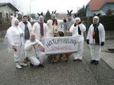 Faschingsumzug 24.02.2009