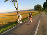 Rennradausfahrten Sommer 2013