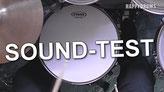 Evans Power Center (Reverse Dot) Snare-Schlagfell Sound-Test und Erfahrungen