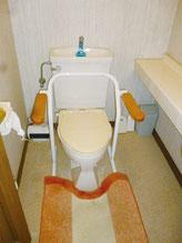 トイレの住宅改修