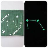 Nuschi Noschi sternzeichen sternenbild leuchtend nachtlicht zurgeburt