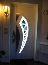 21 Haustüre mit LED  in Essen Altenessen