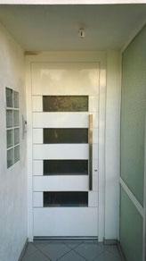 Haustüre von VABA