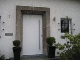 30 Haustüre in Wülfrath