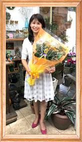 花束3000円