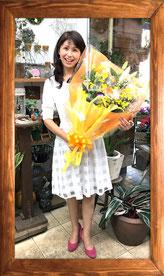 花束5000円