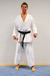 Martin Weißberg 2. DAN Goju Ryu Karate