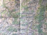 Höhenmeter-Karte für dein Herrchen