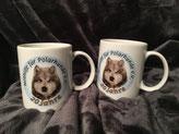 Husky-Tassen für unsere DH`s