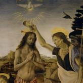 《キリストの洗礼》