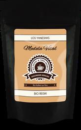 Los Yaneshas Reishi Kaffee