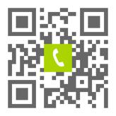 Telefonnummer der Zahnarztpraxis Ralf Meyrahn in Garmisch: Einfach scannen und anrufen!