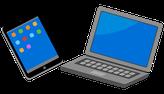 タブレット、パソコン