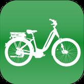 Winora XXL e-Bikes und Pedelecs in der e-motion e-Bike Welt in Frankfurt