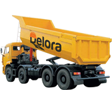 Autobasculanta Raba Transport Materiale Constructii