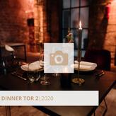 Impressionen vom Dinner Tor 2, dem Pop-Up Restaurant in der HALLE Tor 2