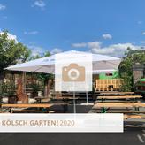 Kölschgarten, Brauhaus, Open-Air, Biergarten, Die Halle Tor 2