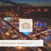 Sala Summer Garden, Biergarten, Cocktails, Ibiza Vibes