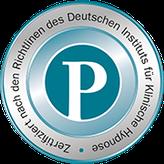 Zertifikat deutsches Institut für klinische Hypnose