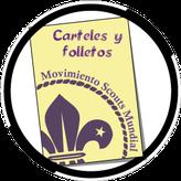 Carteles y folletos scout