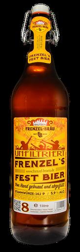 1,00l Frenzel's Festbier
