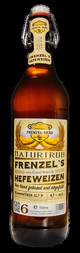 1,00l Frenzel's Hefeweizen