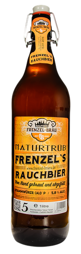 1,00l Frenzel's Rauchbier