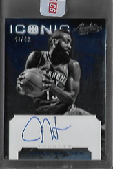 JAMES HARDEN / Iconic - No. 5  (#d 48/49)
