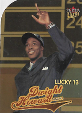 DWIGHT HOWARD / Lucky13 - No. 176  (Gold Medallion)