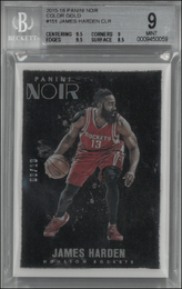 JAMES HARDEN / Color Gold - No. 151  (#d 8/10)