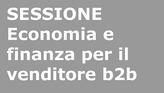 Programma Avanzato Vendite. Economia e finanza