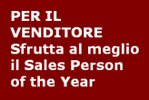 Sales Person of the Year