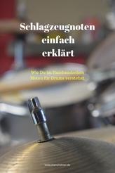 Noten für Schlagzeug einfach lernen