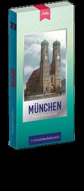 München FRAUENKIRCHE Schokolade