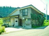 新潟県上越市大渕(おおふち)の中古住宅