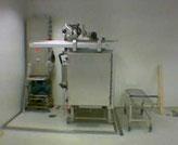Dampfsterilisator ohne Edelstahlverkleidung