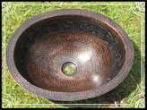 oval sink