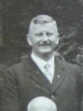 Otto Lösser 1931 bei den Rassegeflügelzüchtern - Archiv Hartmut Luck