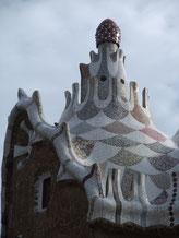 Barcelona Städtreise Gaudi