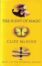 Original cover for The Scent Of Magic