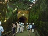 幹道(切通し・トンネル)