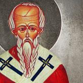 Irenäus von Lyon  * um 135; † um 200, ein Kirchenvater, war Bischof in Lugdunum in Gallien (heute Lyon/Frankreich). Er gilt als einer der bedeutendsten Theologen des 2. Jahrhunderts und einer der ersten systematischen Theologen des Christentums.