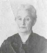 Fanny Maier, geb. 13.Jan. 1876, im Jahre 1940